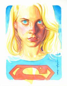 Brian Stelfreeze Supergirl