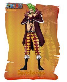 One Piece | Bartolomeo