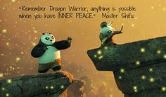 Top 5 Habits For Maintaining Sanity & Inner Peace Film Disney, Disney Movie Quotes, Reality Quotes, Life Quotes, Family Quotes, Quotes Quotes, Best Motivational Quotes, Inspirational Quotes, Kung Fu Panda Quotes