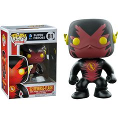 FUNKO POP! THE FLASH 52 REVERSO FLASH