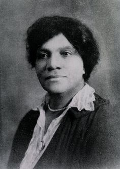 Adah Belle Samuels Thoms (1870 – 1943) was an African American nurse who cofounded the National Association of Colored Graduate Nurses, was acting director of the Lincoln School for Nurses (New York), and fought for African Americans to serve as army nurses during World War I. She was among the first nurses inducted into the American Nurses Association Hall of Fame when it was established in 1976