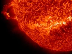 The Sun erupted with two prominence eruptions, one after the other over a four-hour period (Nov. 16, 2012).