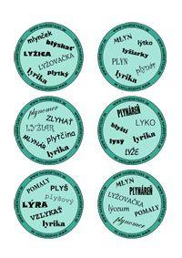 Ako sa naučiť, kde sa píše i, í, y, ý po spoluhláske L - Nasedeticky. Dyslexia, Education, Math, Montessori, Classroom, Teacher, Astronomy, Class Room, Professor