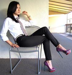 https://flic.kr/p/u22odS | Sexy Business woman