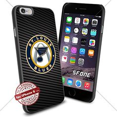 St. Louis Blues Carbon NHL Logo iPhone 6 4.7 inch Case Protection Black Rubber Cover Protector ILHAN http://www.amazon.com/dp/B01BEPK8O2/ref=cm_sw_r_pi_dp_QJASwb13H587J