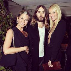 Jennifer, Jared & Gwyneth