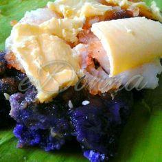 Puto bumbong by #edonnabelle #filipinofoods