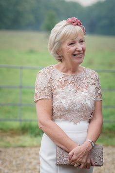 A beautiful mother of the bride dress that would work with any colour scheme .. #MOTB #weddingstyle