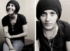 Kate Moennig....my favoritist favorite that has ever been favorite...as far as girls go ;)