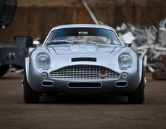 Aston Martin DB7/DB4 Zagato      This is almost the color of my car.... Mine is Ocean Mist Blue