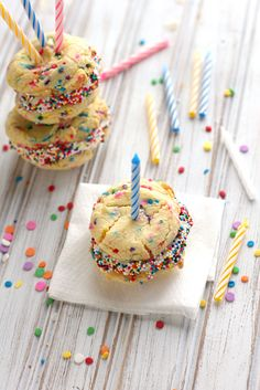 Celebrate with a Birthday Cake Cookie!