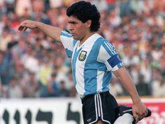 Los jugadores con más partidos en la historia de la Copa del Mundo La lista está encabezada por el mexicano Antonio Carbajal y Lothar Matthaeus, con cinco cada uno. Con cuatro están Andoni Zubizarreta y Cafú, con cuatro. Diego Maradona, jugador argentino, jugó los mundiales de 1982, 1986, 1990 y 1994. Foto:_Archivo EL TIEMPO.