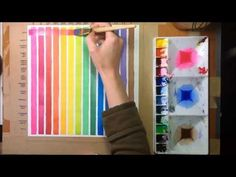 Video Tutorial: Watercolor Painting Lessons - Glazes via Art Food Kitty - Kelly… Watercolor Video, Watercolor Projects, Watercolour Tutorials, Watercolor Techniques, Watercolor And Ink, Art Techniques, Watercolour Painting, Painting Lessons, Art Lessons