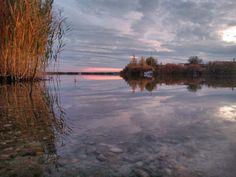 Lake Neusiedl, Austria