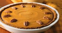 Made from scratch, this pumpkin pie is fabulous. With lots of wonderful spices, a rich creamy filling, and a sensational cinnamon/brown sugar streusel topping, you can't go wrong!