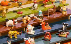日本全国まめ郷土玩具標本