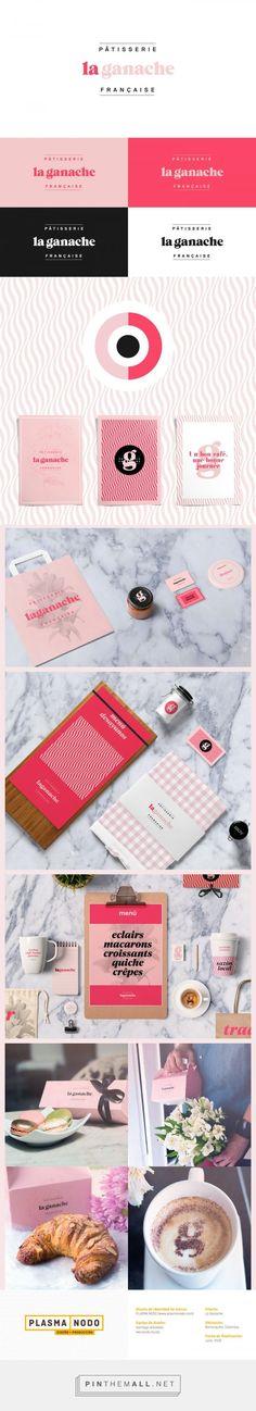 La Ganache Patisserie Branding by Plasma Nodo