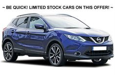 LIMITED-CARS-BE-QUICK-Nissan-Qashqai-1-5dCI-Tekna-Personal-Contract-Hire