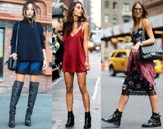 Slip dress: como criar looks frescos com essa peça sexy e feminina