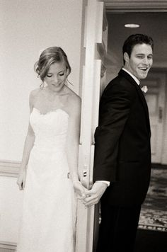 I might have to do this. But I think I want photos before the wedding. Who…