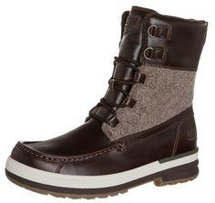 7 lækre vinterstøvler til mænd fra kvalitetsmærker som Sorel, UGG Australia, Franceschetti, Lowa, s.Oliver og Timbaland.