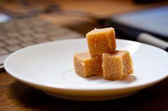"""La Cucinetta: """"Dadinho"""" o car*lho! Meu nome é """"Peanut Butter Fudge""""!"""