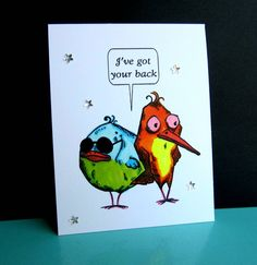 HYCCT1527 Got Your Back by catluvr2 - Cards and Paper Crafts at Splitcoaststampers