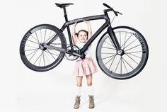 Les surprenants vélos PG Bikes