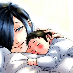Anonymous said: Can you consider drawing pregnant touka, kaneki, and their son? Love youuuu ❤❤❤❤❤ Answer: Here's your anon art, hope you enjoy it. I also love youuuuu!!! ❤❤❤❤