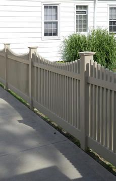 1000 Images About Vinyl Fencing Ideas On Pinterest