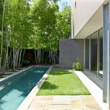 Modern Pool by MaRS, Mayfield and Ragni Studio