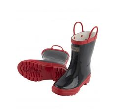 Hatley Boys Wellies perfect for those rainy days. Available at Wellies and Worms for £21.99