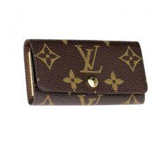 Louis Vuitton M62631 4 Schlüsselhalter Louis Vuitton Herren Portemonnaie