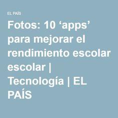 Fotos: 10 'apps' para mejorar el rendimiento escolar | Tecnología | EL PAÍS