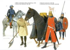 German Medieval Armies 1000–1300 - Late 13th C.