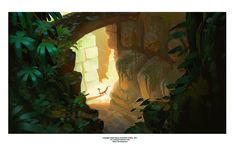 """The Journey Inward These are about nine months old. It was a take on """" Rikki-Tikki-Tavi """" i did as a trainee at Disney Animation. I had some great mentors and fellow trainees Carrie Hobson and Guillaume Fesquet. There were some hard growing pains..."""