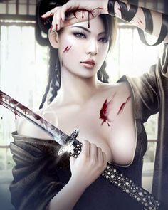 Beauty and strength emerges after we face our fears ~ ♥ Raynkazuya