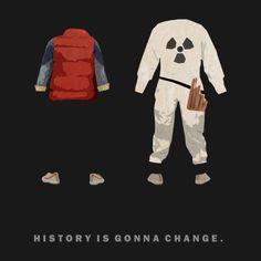 Awesome 'Back+to+the+Future' design on TeePublic!