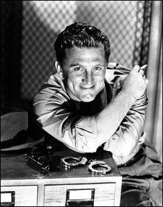 Kirk Douglas Hollywood Profile