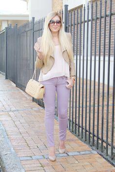 still loving those pastels :)
