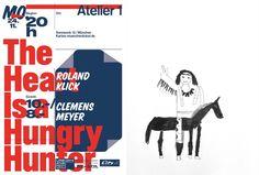 The Heart Is a Hungry Hunter: Ein Filmabend mit Roland Klick (Mo., 24.11.2014, 20 Uhr ) www.literaturfest-muenchen.de/navi2/forumautoren/