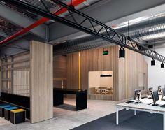 Goodman Office par MAKE Creative - Journal du Design