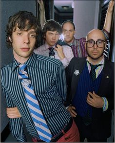 OK Go- they create the best videos ever