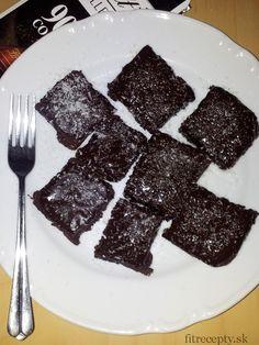 brownies z červenej repy