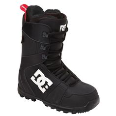Pictures of DC Phase Black Boots 2014