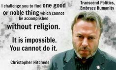 Πριν μερικές μέρες πέτυχα το παρακάτω σχόλιο στο Facebook που μου έκανε εντύπωση: Ο Ντοστογιέφσκι είχε πει «Όπου δεν υπάρχει Θεός, όλα επιτρέπονται» , οπότε η Θρησκεία με βάση το νόμο του Θεού, βάζ…