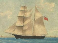 On November 7, 1872 the Mary Celeste departed New York with Captain Briggs, his wife, young daughter and a crew of eight. Expected to dock in Italy, none aboard were ever seen again. The ship itself was found floating in the middle of the Strait of Gibraltar with no signs of a struggle and everything intact except for a missing Captain's log.