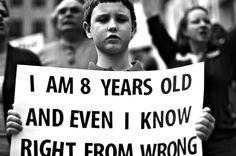 I believe children often do...