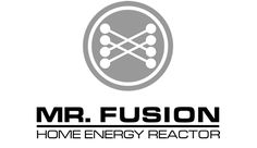 Mr Fusion logo Mr. Fusion Home Energy Reactor back to the future