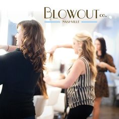 Blowout Co. || Brand Design, Web Design, Mobile App Coordination, Marketing Material by Circa Design